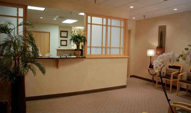 Perry Endodontics Front Desk